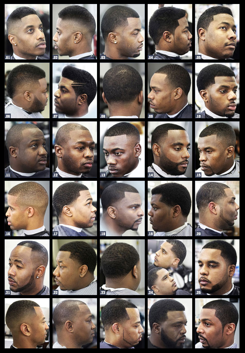 Barber Shop Haircuts Pictures 25